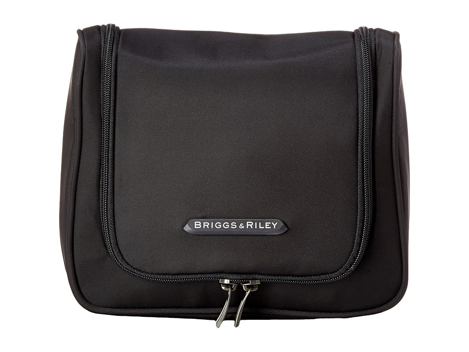Briggs & Riley - Transcend Hanging Toiletry Kit (Black) Luggage