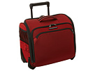 Briggs & Riley Transcend Rolling Cabin Bag (Crimson Red)
