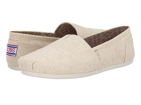 BOBS from SKECHERS Bobs Plush-Best Wishes - Natural