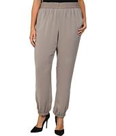 DKNYC - Plus Size Elastic Hem Pant