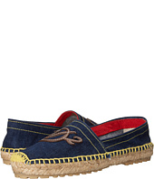 DSQUARED2 - Denim Espadrille Flat