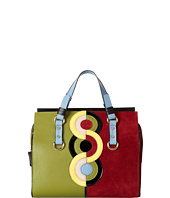 DSQUARED2 - Circle Print Tote Bag