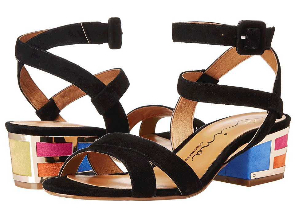 Nina Originals - Villa - B (Black) Women's Sandals