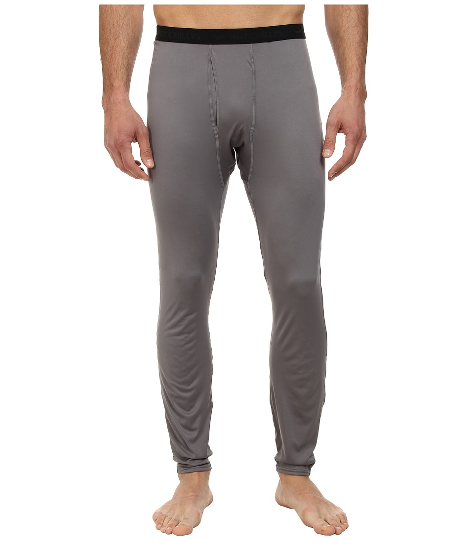 Hot Chillys Fly Bottom Peachskins (Charcoal 1) Men's Unde...