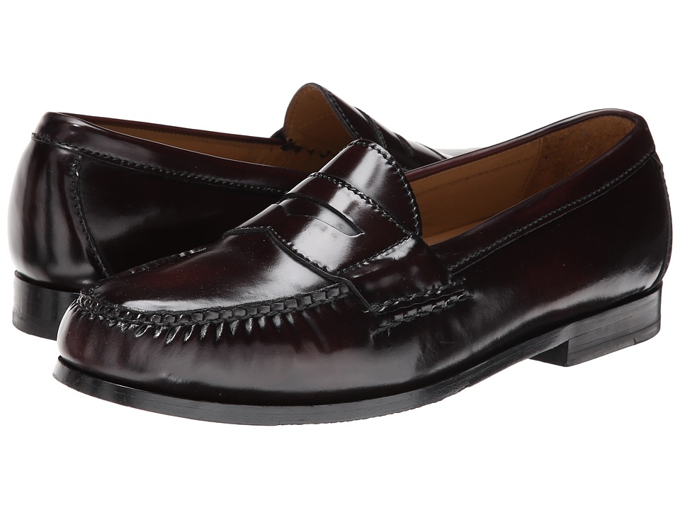 Cole Haan Pinch Grand Penny (Burgundy) Men