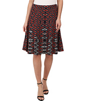 NIC+ZOE - Tribal Twirl Skirt