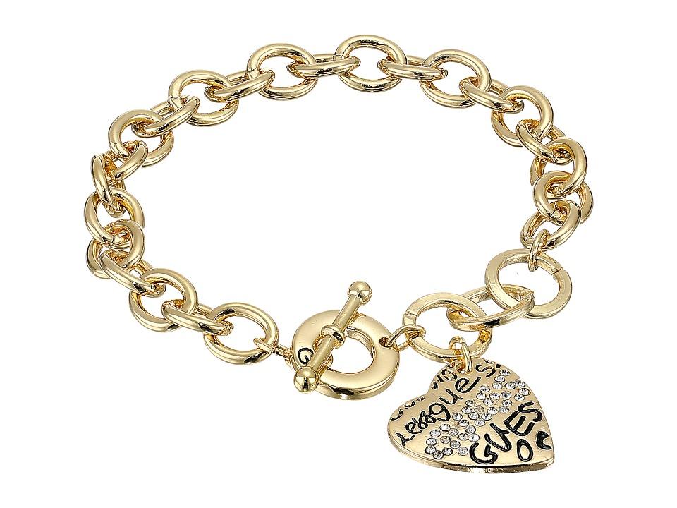 GUESS - Toggle Bracelet I (Gold) Bracelet