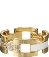 GUESS - Wide Cuff Link Bracelet