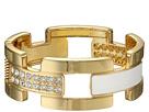 GUESS Wide Cuff Link Bracelet