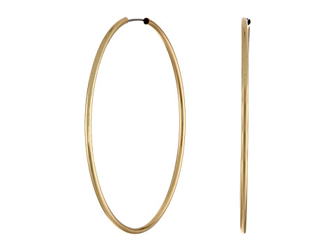 GUESS Large Hoop Earring - Gold