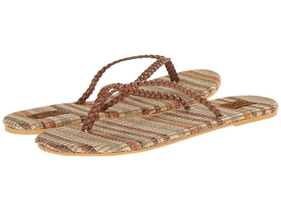 Flojos Manda Tan Womens Shoes