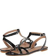 Armani Jeans - Printed T-Strap Sandal