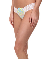 Hanky Panky - Embroidery Low Rise Thong