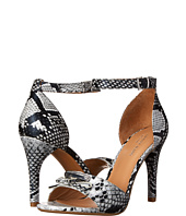 Armani Jeans - Snakeprint Heeled Sandal