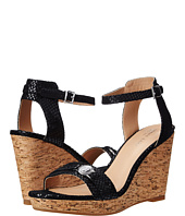 Armani Jeans - Ankle Strap Cork Wedge