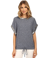 Armani Jeans - Beaded Linen Sweater
