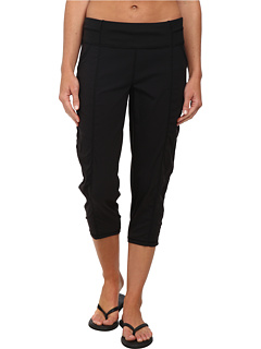 Image of Lucy - Get Going Capri (Lucy Black) Women's Workout