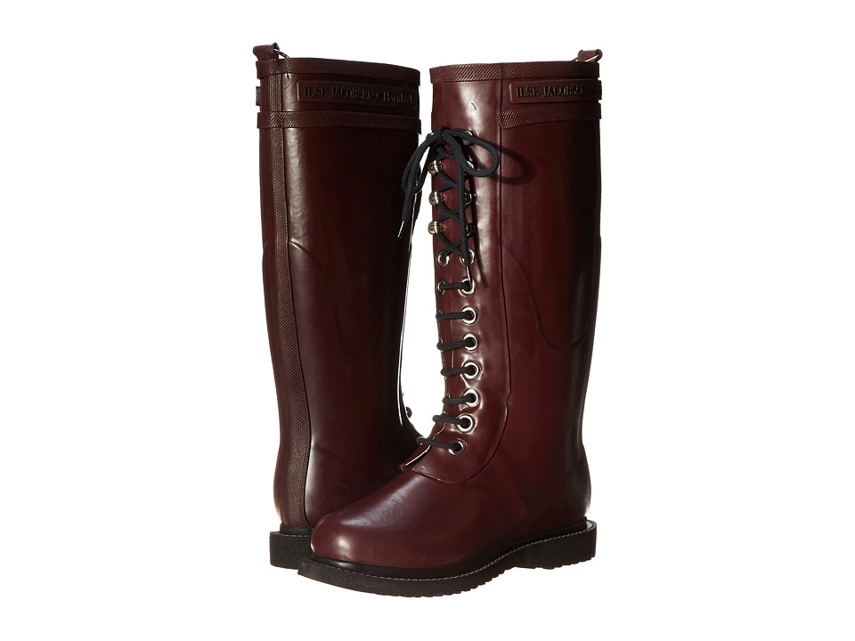 Ilse Jacobsen Rub 1 Rubino Womens Boots