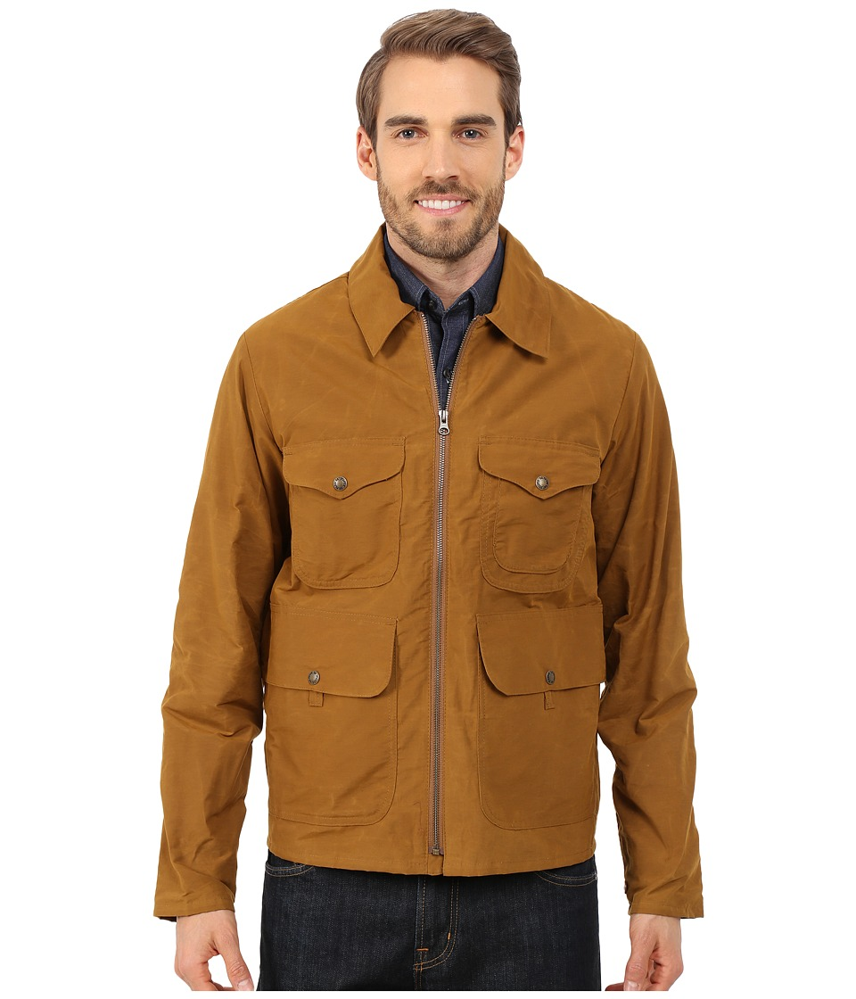 Filson Bell Bomber Warm Tan Mens Clothing