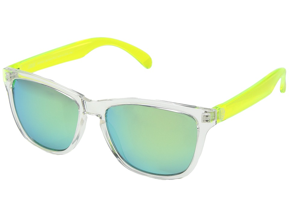 Sunski - Original (Clear/Lime) Sport Sunglasses