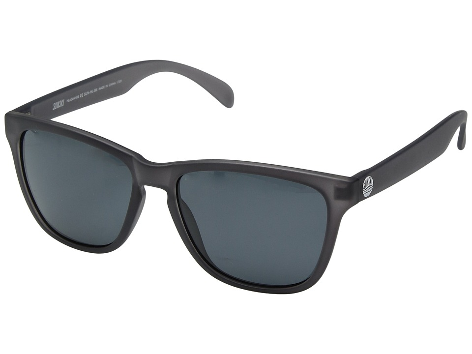 Sunski - Headland (Black/Black) Sport Sunglasses