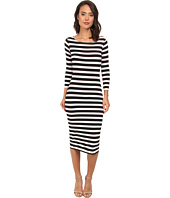 Brigitte Bailey - Striped Midi Dress