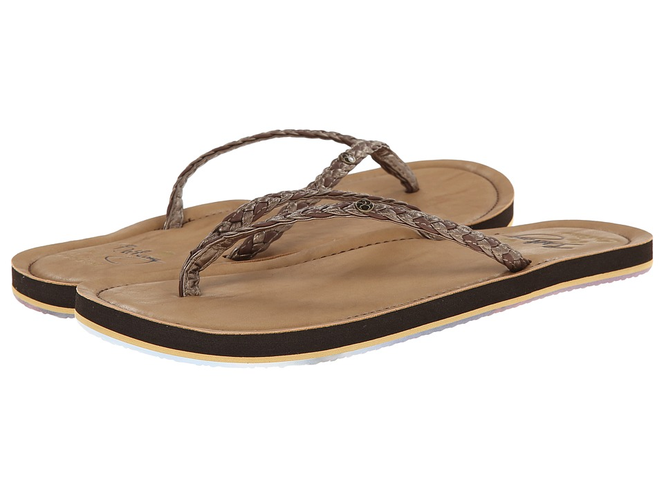 Cobian Bethany Brown Womens Sandals