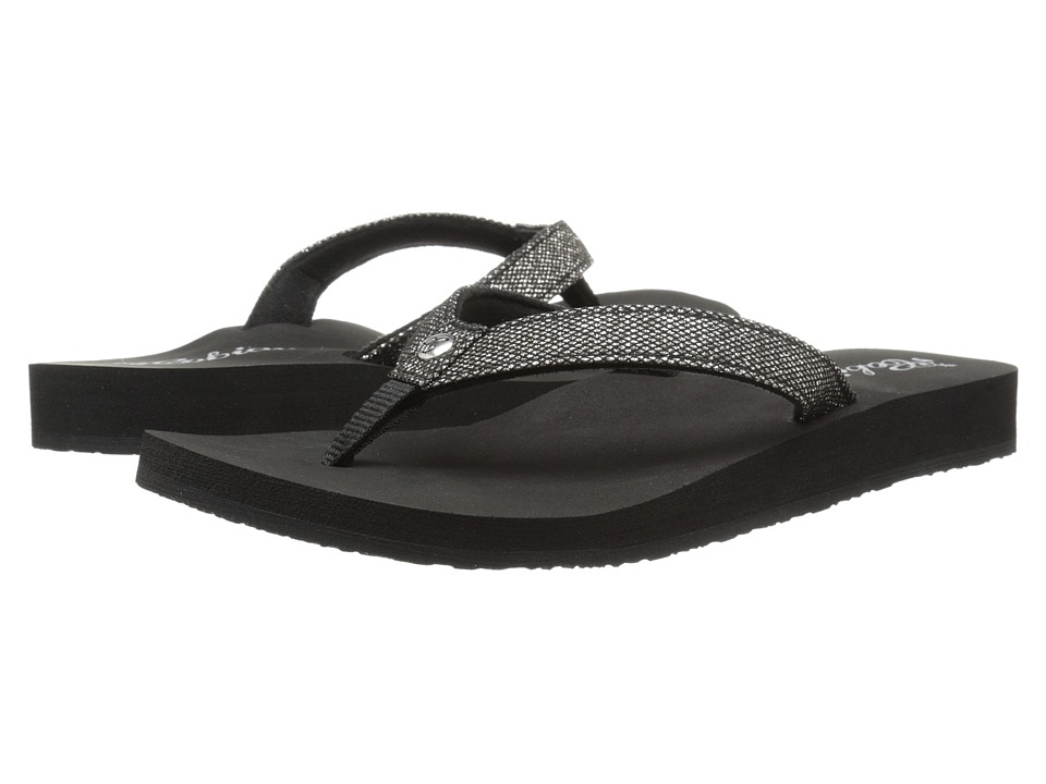 Cobian Fiesta Skinny Bounce (Pewter) Sandals