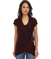 Gabriella Rocha - Sweater Tunic w/ Buckle