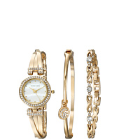 Anne Klein - Bangle Watch and Bracelet Boxed Set