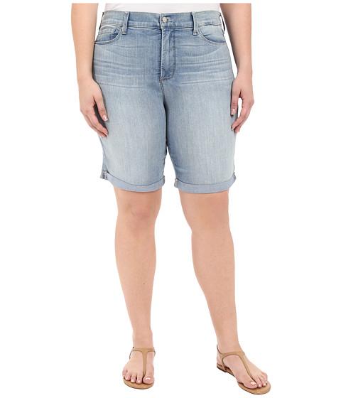 NYDJ Plus Size Plus Size Briella Roll Cuff Short