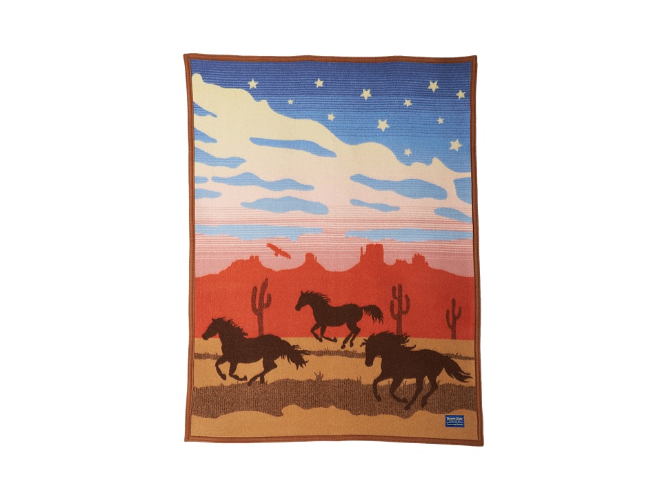 Pendleton Muchacho Blanket (Wild Horses) Blankets
