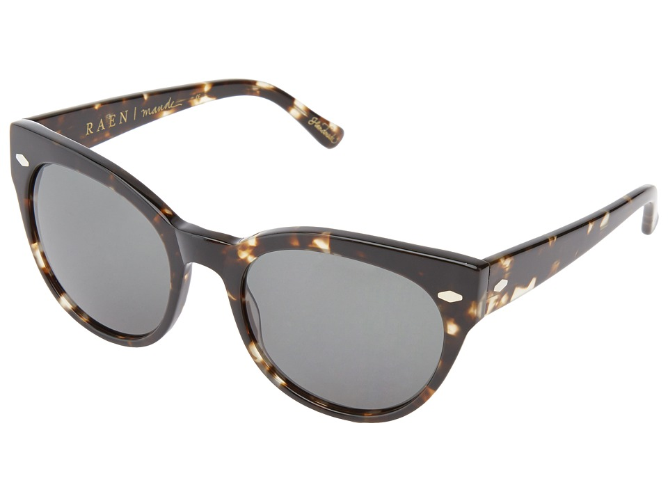 RAEN Optics Maude Brindle Tortoise Sport Sunglasses