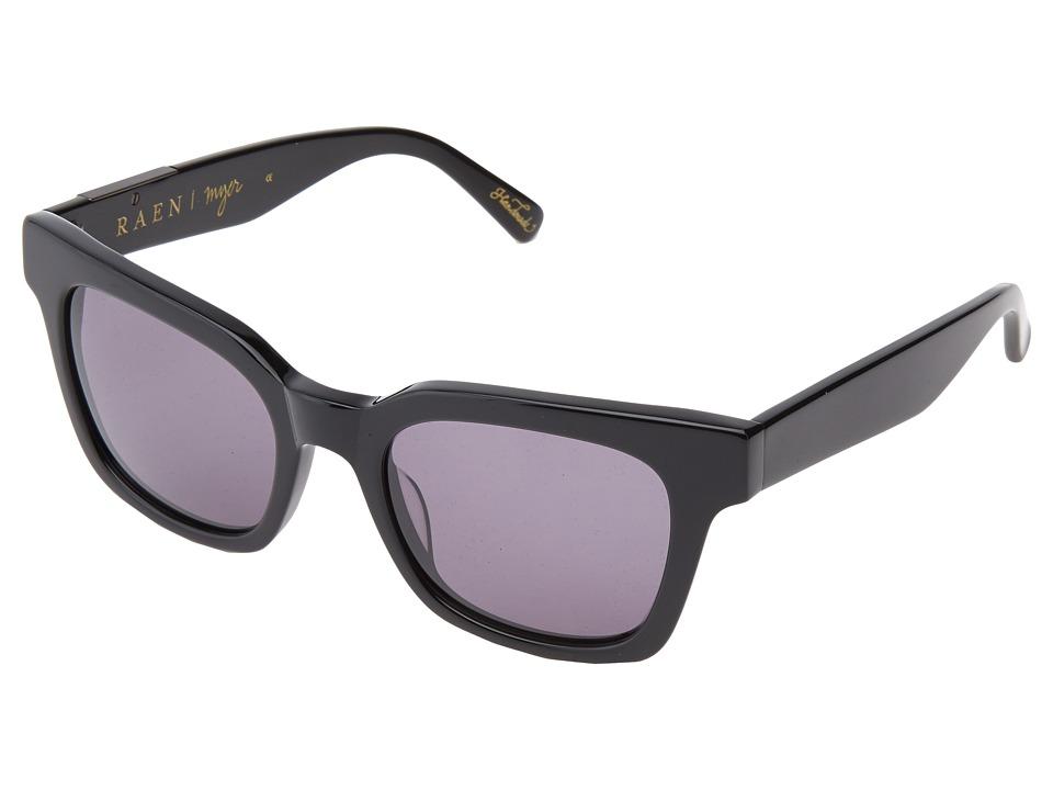 RAEN Optics Myer Black Fashion Sunglasses