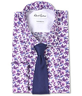 Robert Graham - X Tailored Fit San Remo Dress Shirt