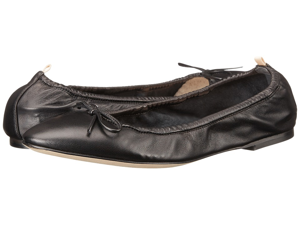 SJP by Sarah Jessica Parker - Gelsey Flat (Black) Womens Flat Shoes