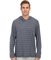 Tommy Bahama - Yarn Dye Feeder Stripe Cotton L/S Tee