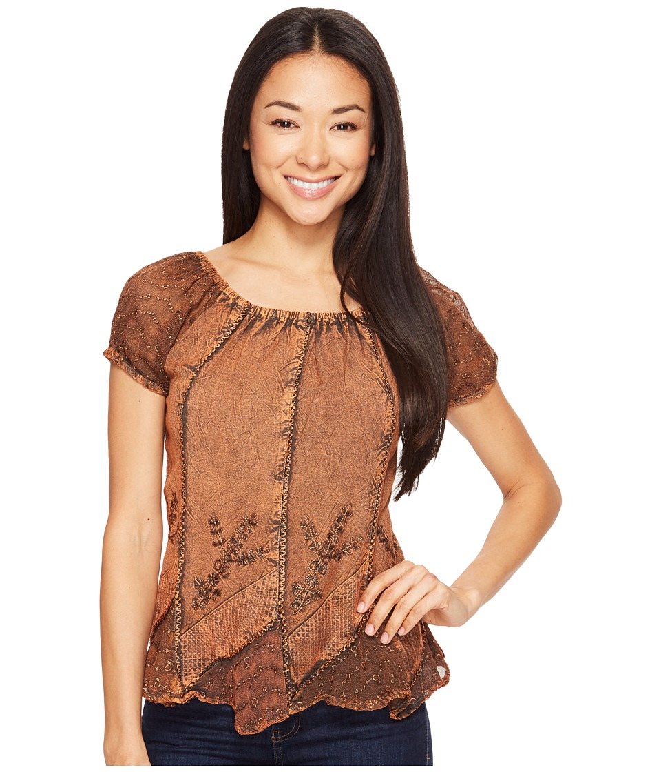 Scully - Honey Creek Caitlyn Top