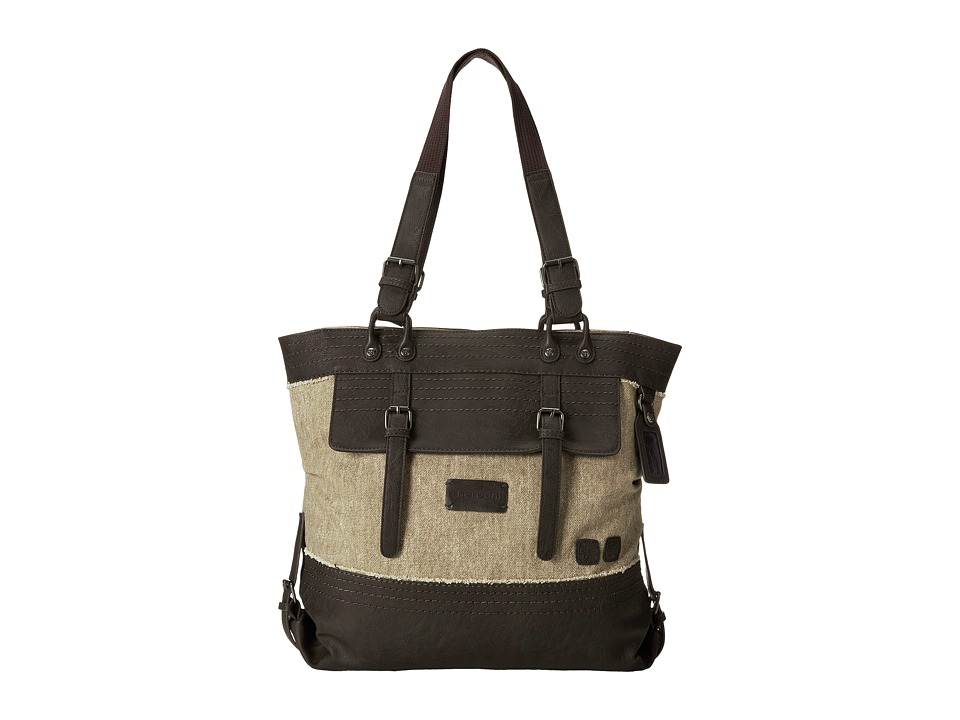 Sherpani - Nola (French Roast) Tote Handbags