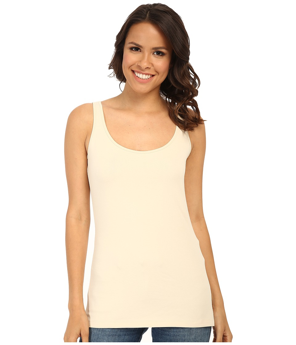 NIC+ZOE - Perfect Scoop (Sandshell) Womens Sleeveless