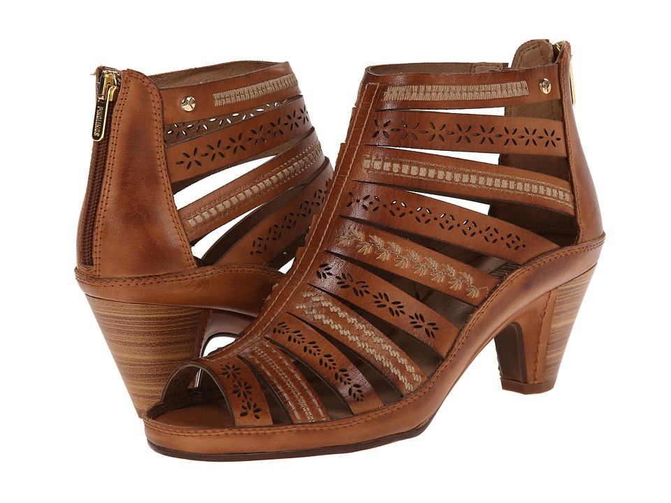 Pikolinos Java W5A-8504 (Brandy) High Heels