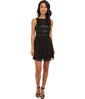 Jack by BB Dakota - Ani Crinkle Chiffon Dress