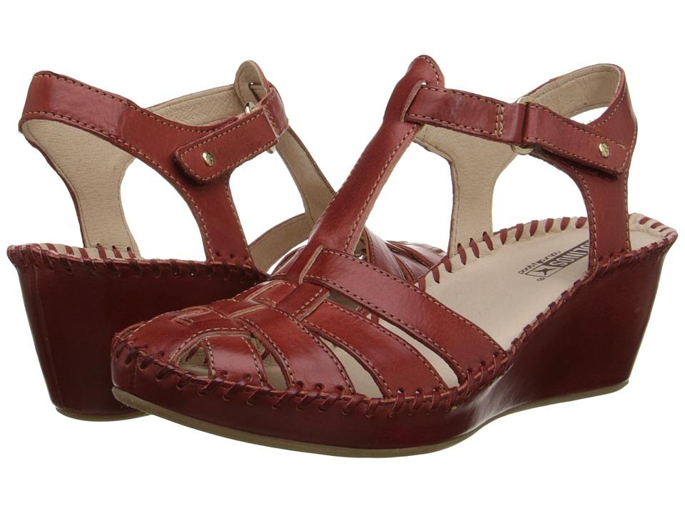 Pikolinos Margarita 943 0610 Sandia Womens Wedge Shoes