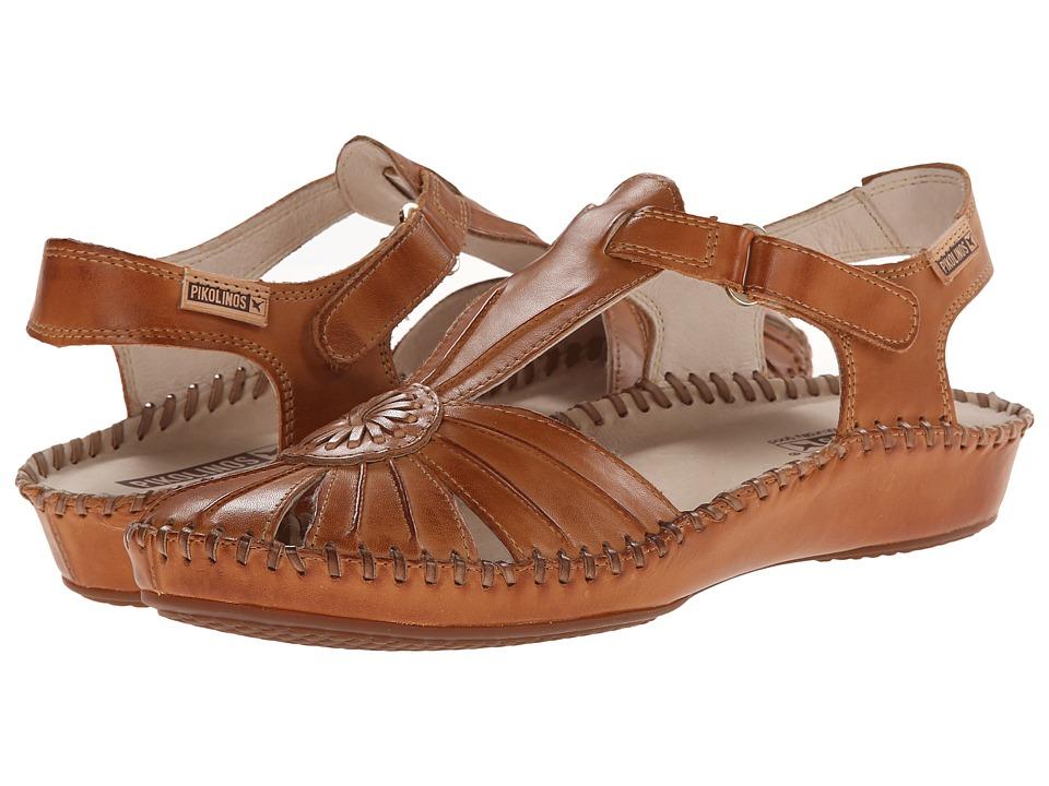 Pikolinos Puerto Vallarta 655-8899C1 (Brandy) Sandals