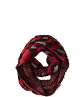 Gabriella Rocha - Knitted Leopard Infinity Scarf