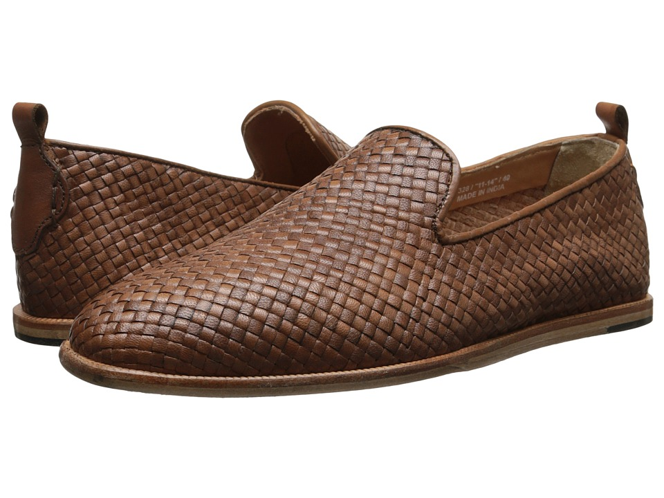 H by Hudson Ipanema Tan Weave Mens Shoes