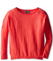 Vince Kids - Rack Stitch Sweater (Toddler/Little Kids)