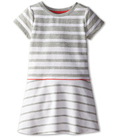 Vince Kids - French Terry Flounce Dress (Toddler/Little Kids)