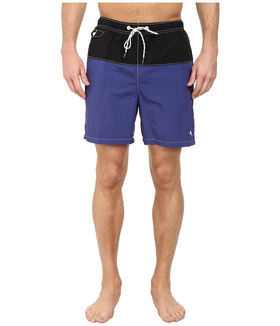 Tommy Bahama Naples Block Party Deep Water Mens Swimwear