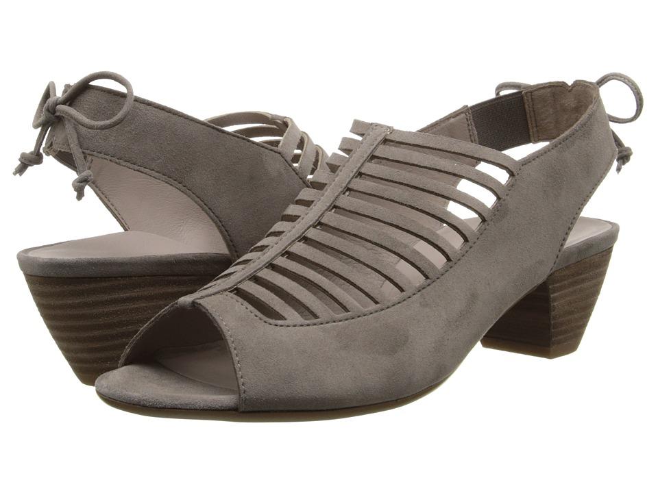 Paul Green - Trisha (Truffel Suede) High Heels
